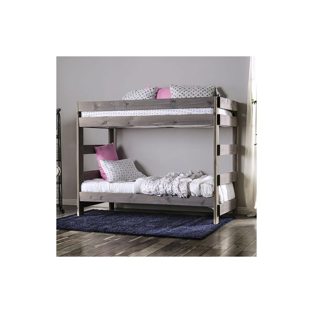 Arlette Twin/Twin Bunk Bed
