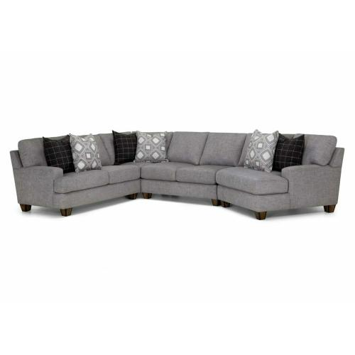 964 Belmont Sectional