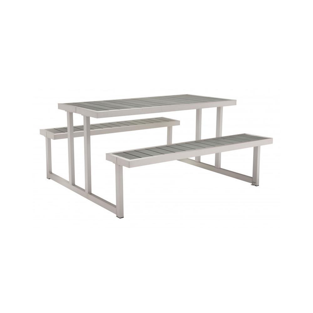 Cuomo Picnic Table B. Aluminum