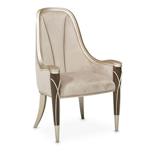 Villa cherie Arm Chair Hazelnut