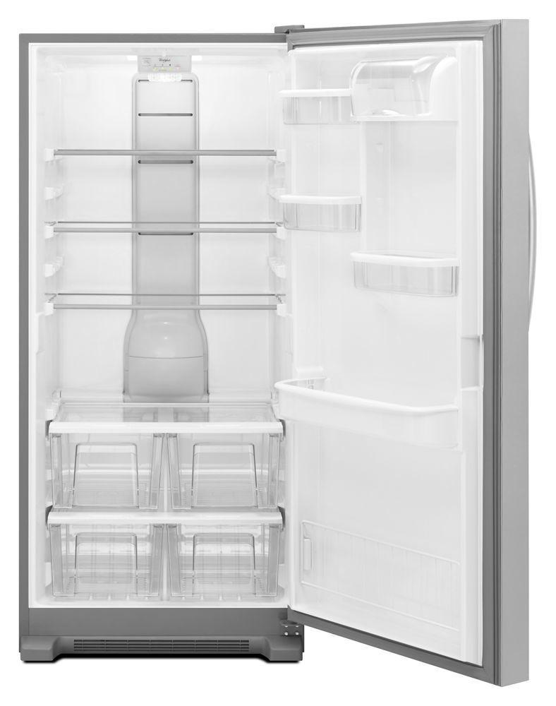 Whirlpool31-Inch Wide Sidekicks® All-Refrigerator With Led Lighting - 18 Cu. Ft.