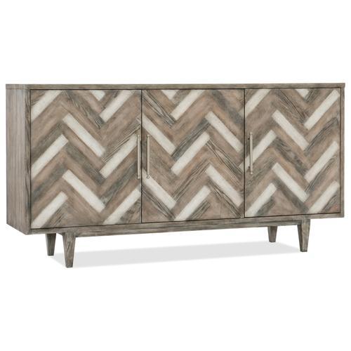 Hooker Furniture - Melange Natural Beauty Credenza