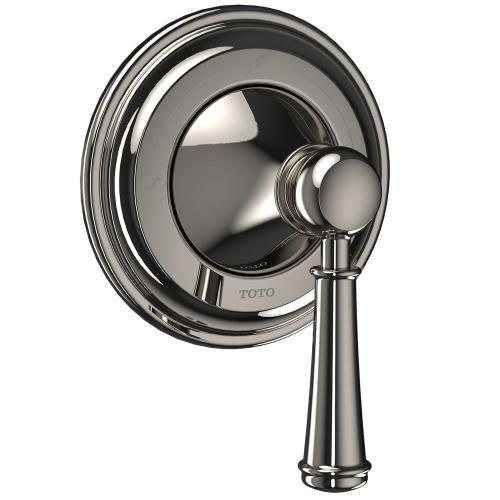 Vivian™ Two-Way Diverter Trim with Off - Lever Handle - Polished Nickel