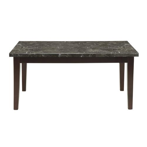 See Details - Dining Table, Marble Top