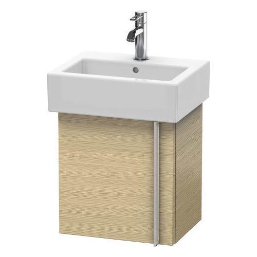 Duravit - Vanity Unit Wall-mounted, Brushed Oak (real Wood Veneer)
