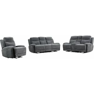Parker House - BOWIE - BIZMARK GREY Power Reclining Collection