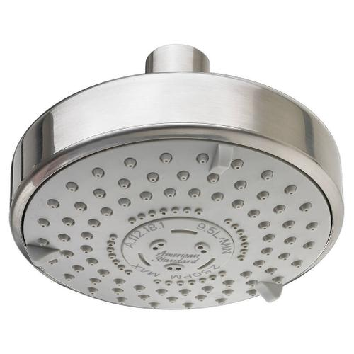 Multifunction Rain Showerhead - Brushed Nickel