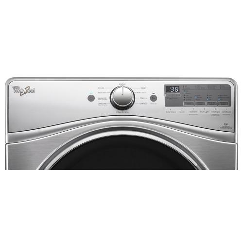 Whirlpool - 7.4 cu.ft Front Load Electric Dryer with Advanced Moisture Sensing, EcoBoost™