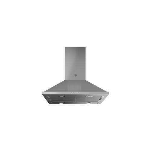 30 Chimney Hood, 1 motor, 600 CFM Stainless Steel