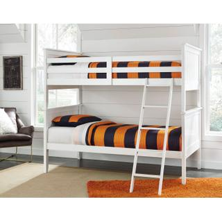 See Details - Lulu Twin/Twin Bunkbed White