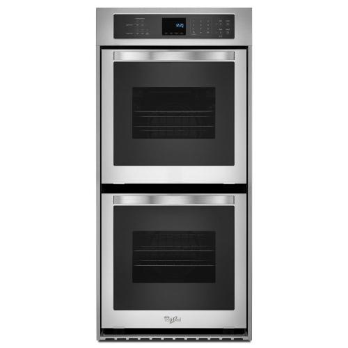 Gallery - 6.2 Cu. Ft. Double Wall Oven with High-Heat Self-Cleaning System