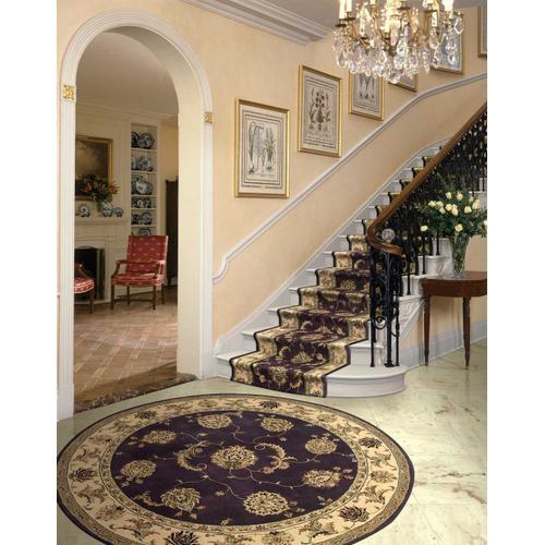 Nourison Rugs - Nourison 2000 2022 Lavender Runner Broadloom Carpet