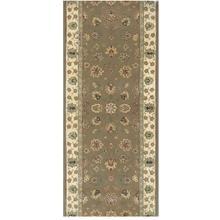 View Product - Nourison 2000 2003 Olive Runner Broadloom Carpet