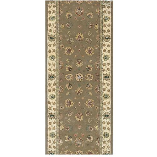 Nourison Rugs - Nourison 2000 2003 Olive Runner Broadloom Carpet