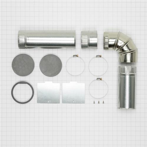 Dryer 4-Way Side Vent Kit