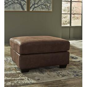 Bladen Oversized Accent Ottoman Coffee