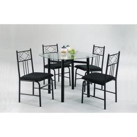 5PC PK DINING w/36x36 5mm GL