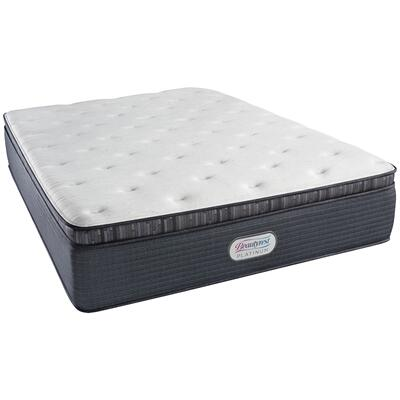 BeautyRest - Platinum - Grantbury Port - Plush - Pillow Top - Queen Product Image