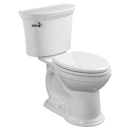 Heritage VorMax Right Height Elongated Toilet - Linen