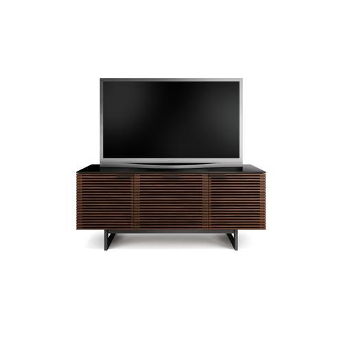 BDI Furniture - Corridor 8177 Media Console in Chocolate Stained Walnut