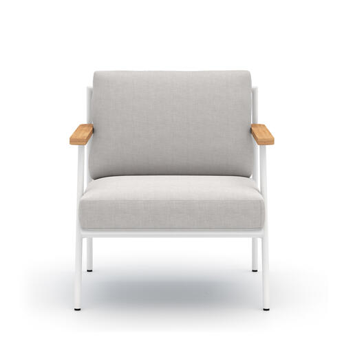 Stone Grey Cover Aroba Outdoor Chair