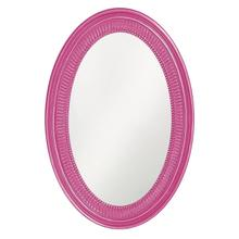View Product - Ethan Mirror - Glossy Hot Pink