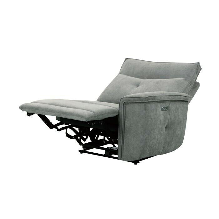 Product Image - Power Double Reclining Sofa with Power Headrests