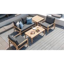 "Tivoli 47"" Rectangular Coffee Table"