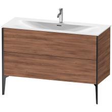 View Product - Vanity Unit Floorstanding, Natural Walnut (decor)