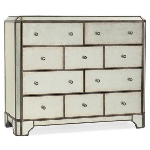 Hooker Furniture - Arabella Ten-Drawer Bureau