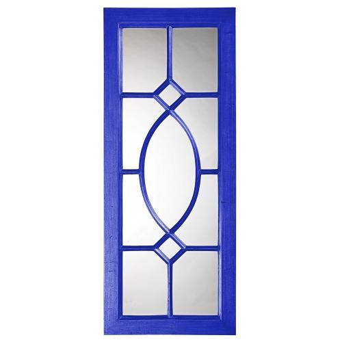 Howard Elliott - Dayton Mirror - Glossy Royal Blue