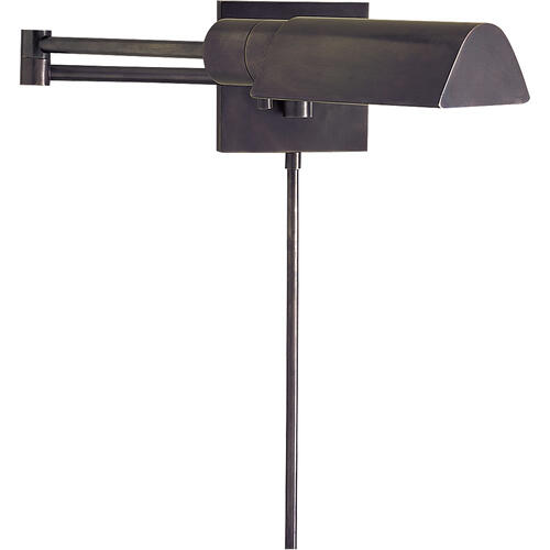 Studio 25 inch 60 watt Bronze Swing-Arm Wall Light