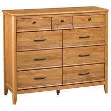 GSP 9-Drawer Pacific Dresser