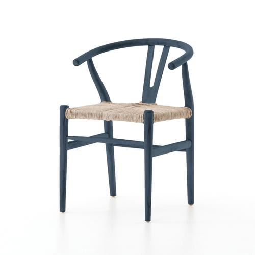 Dusty Slate Finish Muestra Dining Chair
