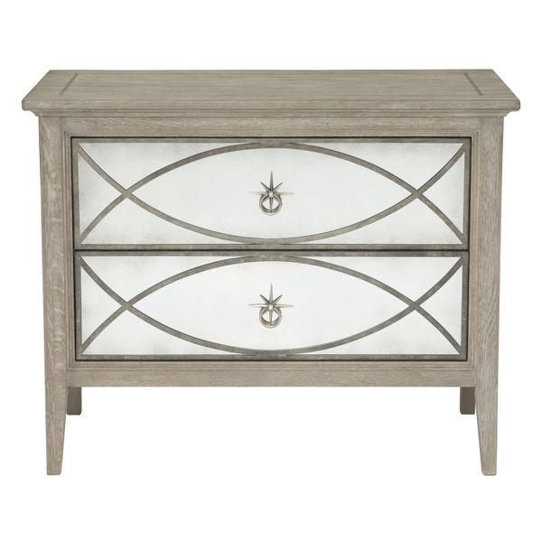 See Details - Marquesa Nightstand in Gray Cashmere (359)