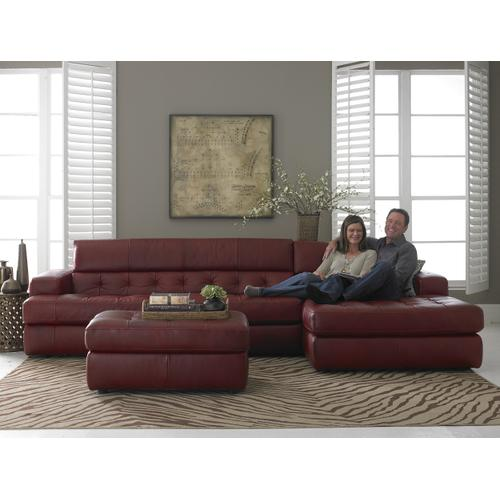 Natuzzi Editions B748 Sectional