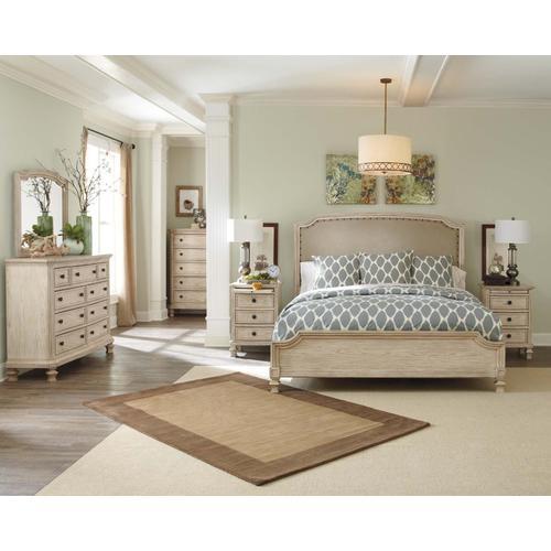 Demarlos 4 Piece King Bedroom Set