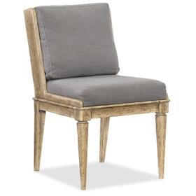 Dining Room Urban Elevation Upholstered Side Chair - 2 per carton/price ea