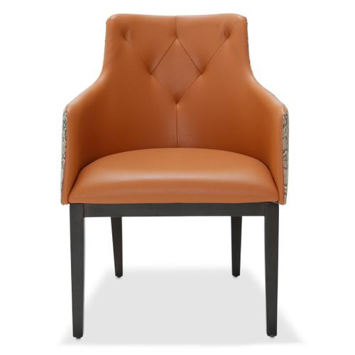 Tufted Arm Chair