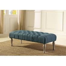 See Details - Accent Bench - Blue