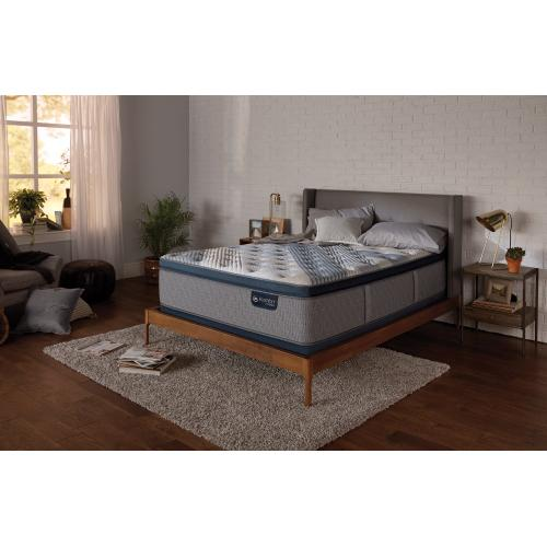 iComfort Hybrid - Blue Fusion 1000 - Luxury Firm - Pillow Top - Cal King