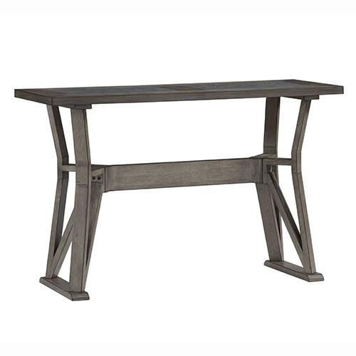 Sofa/Console Table - Ash Gray Finish
