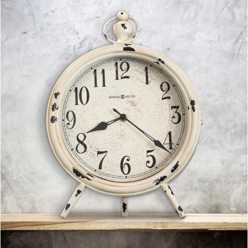 Howard Miller Saxony Mantel Clock 635214