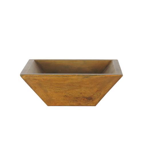 Radam Above Counter Basin - Vintage Brown