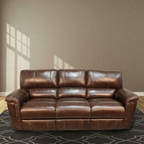 See Details - HITCHCOCK - CIGAR Power Sofa