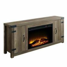 See Details - Tobias Fireplace