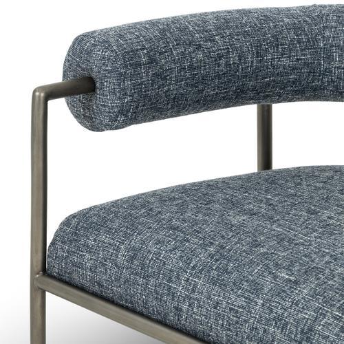 Lyon Navy Cover Bettie Chair