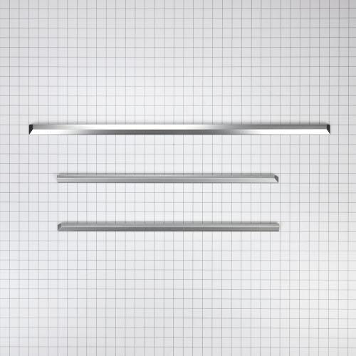 Maytag - Slide-In Range Trim Kit, Stainless Steel
