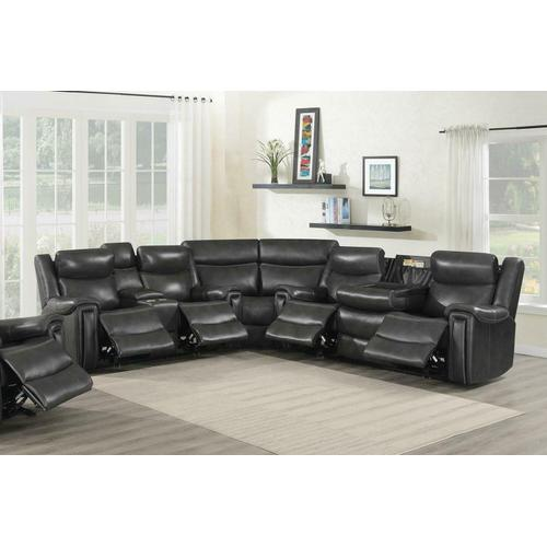 Coaster - 3 PC Power2 Sectional