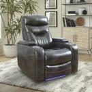 ORIGIN POWER - TRUFFLE Power Home Theater Recliner Product Image